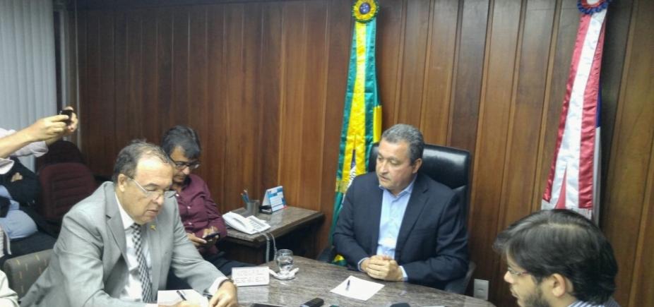 "Rui diz que Bahia bate recorde de aposentadorias: ""Estamos perto de 17 mil"""