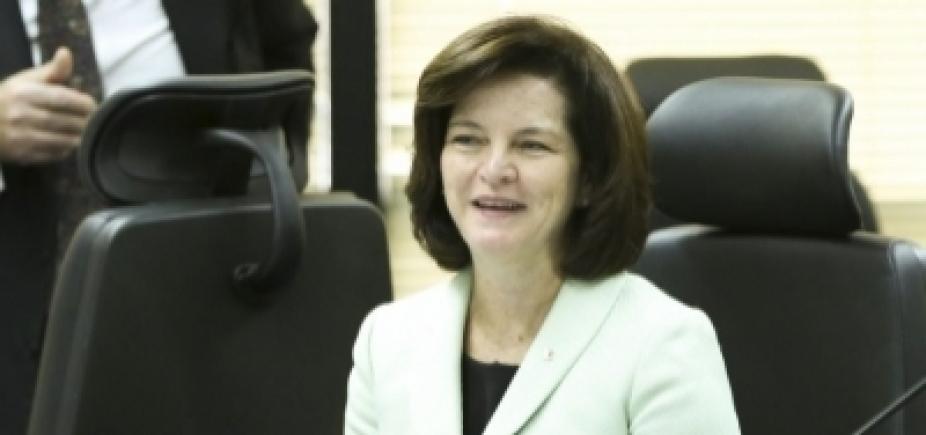 Nova procuradora-geral Raquel Dodge se reúne com Cármen Lúcia para formalização de convite de posse
