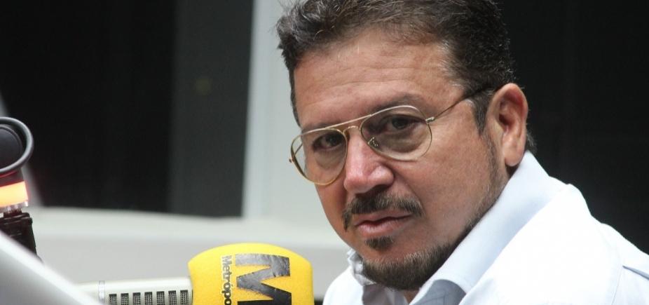 """Manassés exalta importância da Assembleia e elogia Coronel: """"A Casa está mais leve"""""""