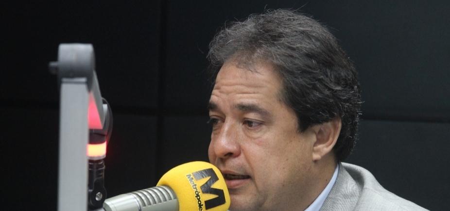 """""""Avesso da democracia"""", diz secretário sobre oposição da CBTur ao CCB no Parque de Exposições"""