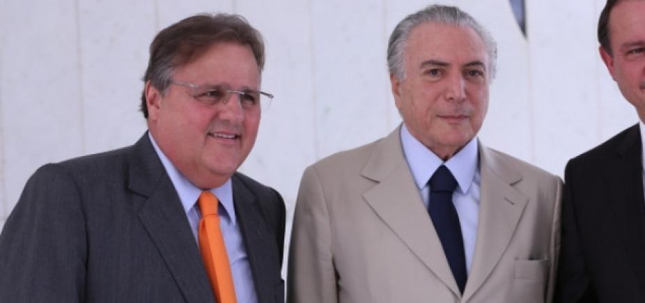 Temer e Geddel dividiram propina da Odebrecht, diz Funaro