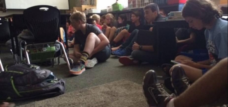 Tiroteio em escola deixa um morto e três feridos em Washington, EUA