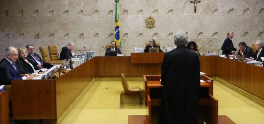 Nove ministros do STF votam contra e pedido de suspeição de Janot é negado