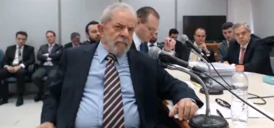 """Lula nega atos ilícitos e diz que Palocci é """"calculista, frio e simulador"""""""