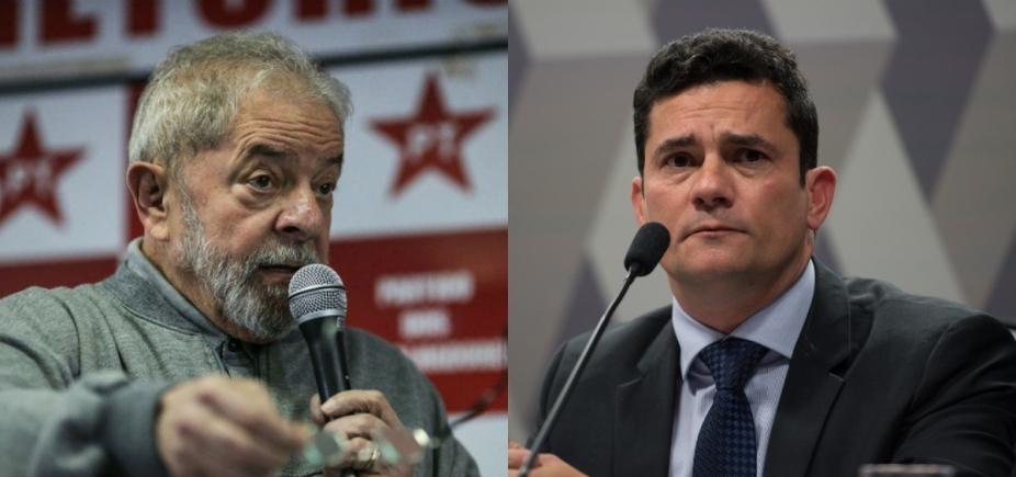 Lula e Moro têm discussão acalorada durante depoimento; veja vídeo