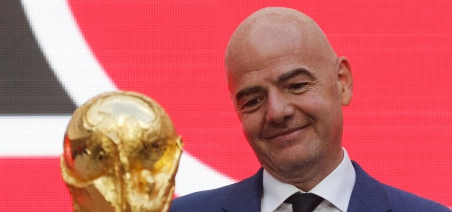 Presidente e secretária da Fifa são denunciados ao Comitê de Ética da entidade