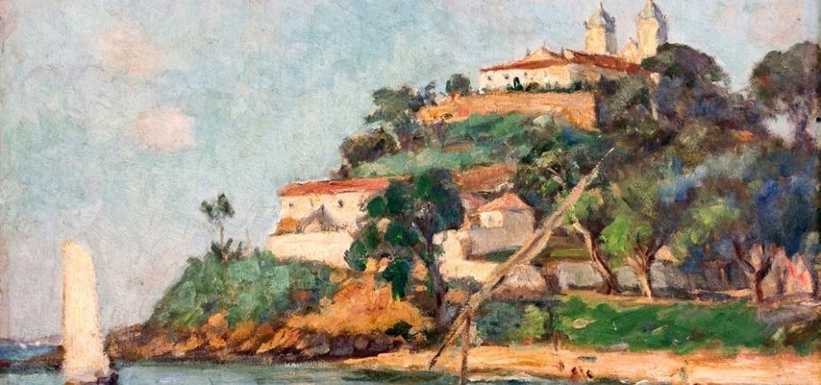 Exposição com obras de Presciliano Silva, Alberto Valença e Mendonça Filho será inaugurada nesta quinta
