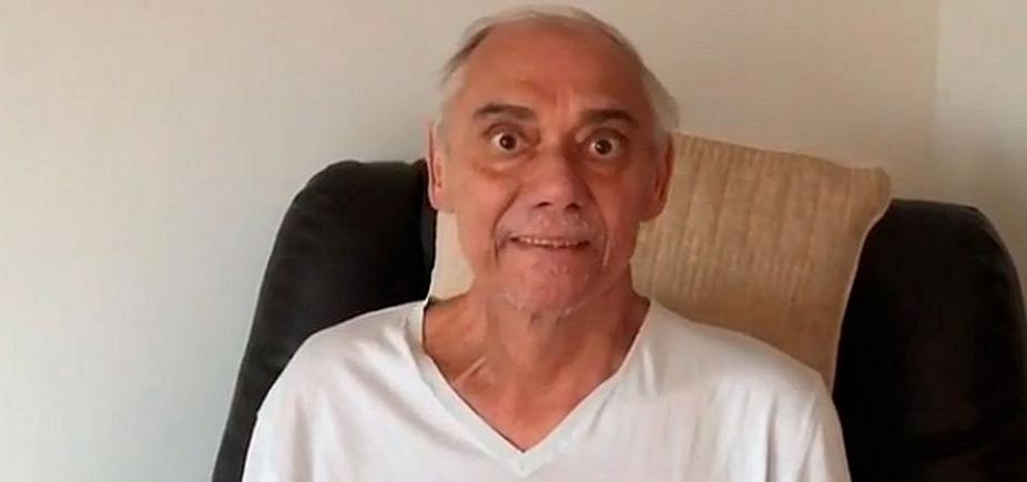 Com câncer, Marcelo Rezende é hospitalizadodevido a uma pneumonia grave
