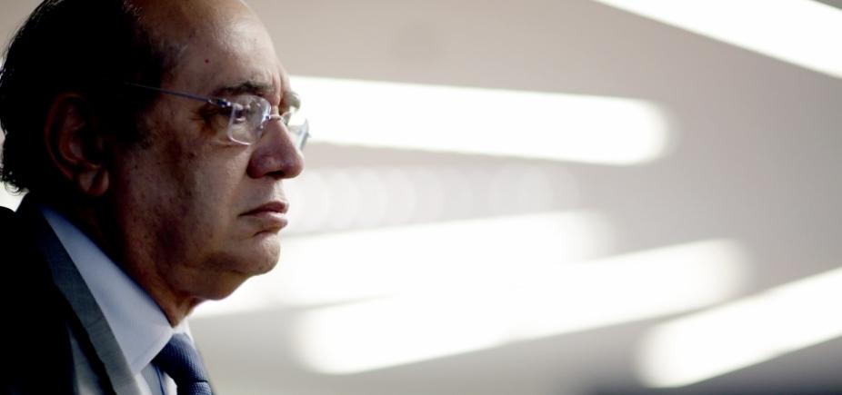 """""""Que saiba morrer quem viver não soube"""", diz Gilmar sobre fim do mandato de Janot"""
