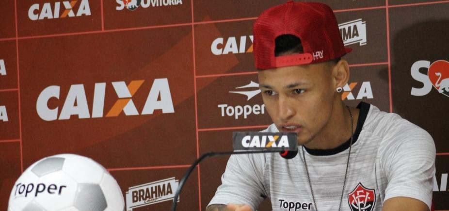 Neilton exalta Mancini e prega foco para enfrentar o São Paulo no Barradão