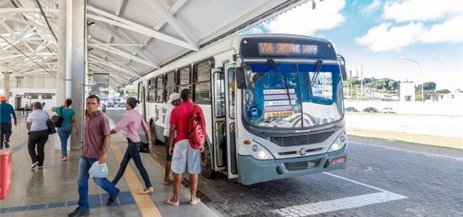 Quatro linhas metropolitanas terão o ponto final alterado para a Estação Mussurunga