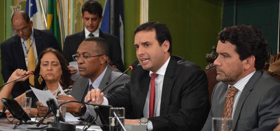 Leo Prates revela qual foi o pior momento à frente da Câmara Municipal