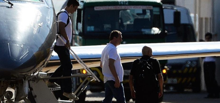 Janot altera prisão temporária de Joesley e Saud para preventiva