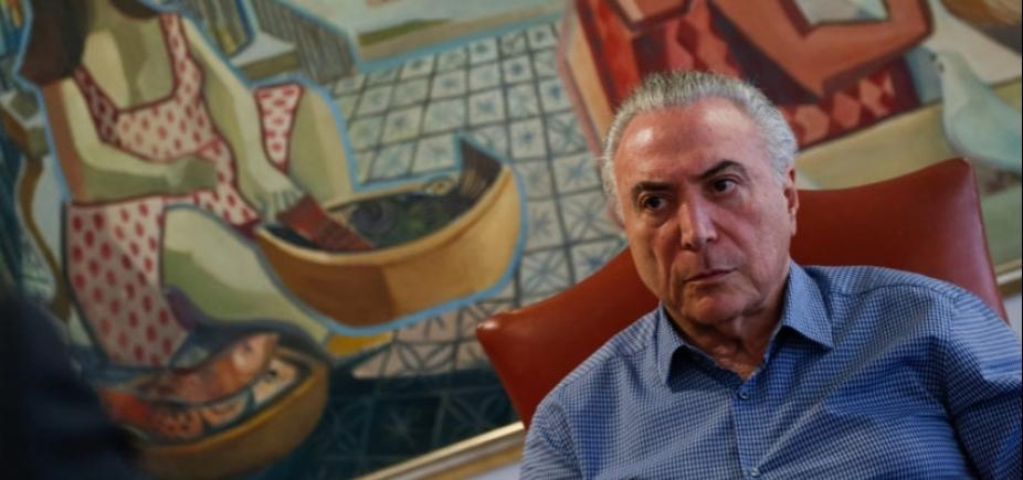 PMDB foi a favor de impeachment para tentar impedir a Lava Jato, diz Janot