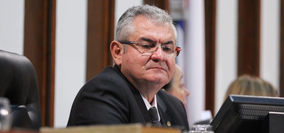 """Coronel critica espetacularização de ações da PF: \""""Vamos tentar mudar essa lei\"""""""