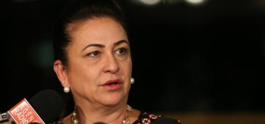 PMDB afasta senadora Kátia Abreu por 60 dias; decisão é lida no Senado