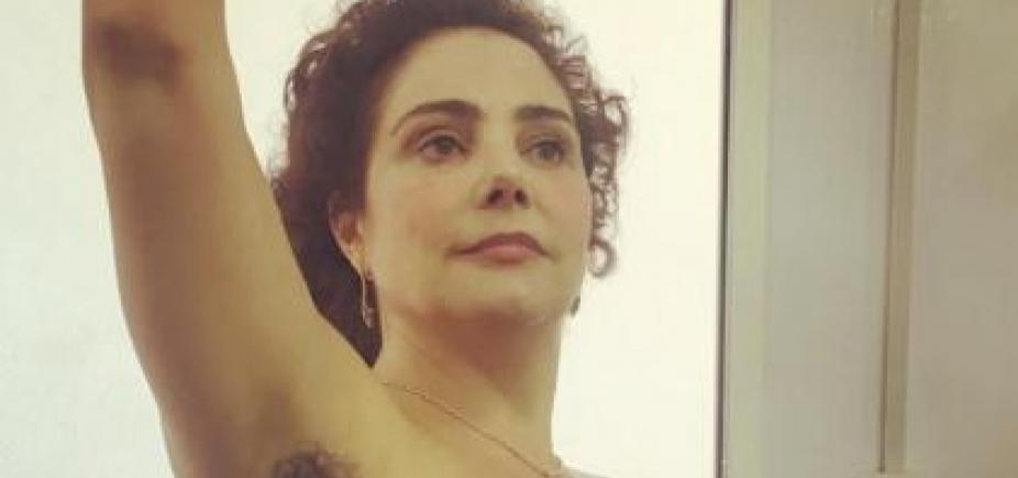 """Heloísa Perissé aparece com axila peluda e impressiona seguidores: \""""Empoderada\"""""""