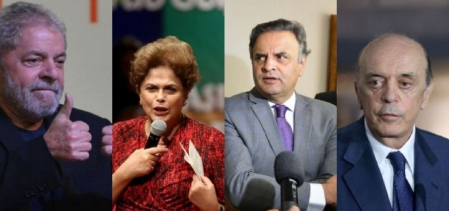 Delação da OAS atinge Lula, Aécio, Dilma, Serra e aliados de Temer, diz jornal
