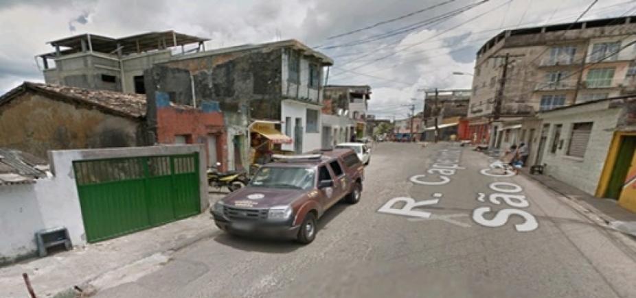 Jovem é morto a tiros no fim de linha da Capelinha de São Caetano