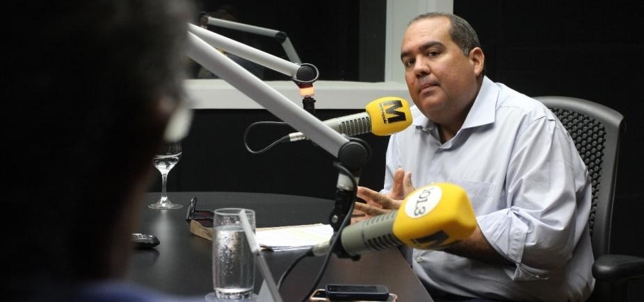 """Sandro Régis comenta rivalidade entre Rui e Neto e diz que governo só """"faz teatro"""""""