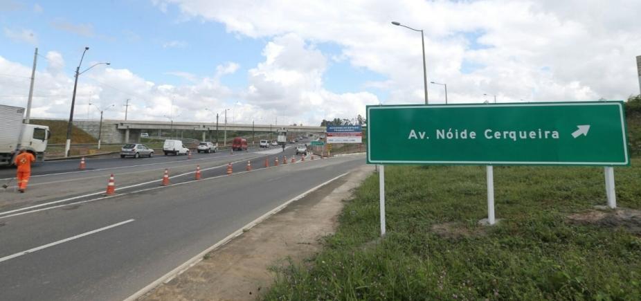 Com investimento de R$12 milhões, novo viaduto deve melhorar mobilidade em Feira de Santana