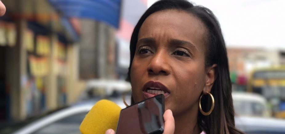 Tia Eron desconversa sobre 2018 e nega pressão do PRB em mudança na Seman