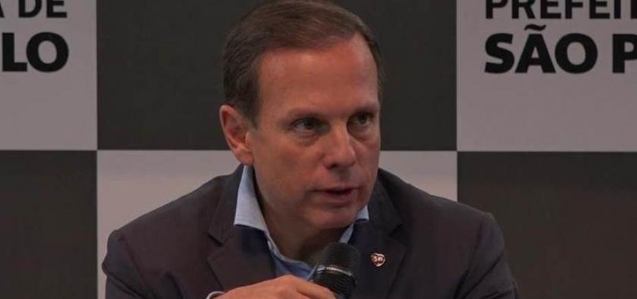 """Sobre aliança com Michel Temer, João Doria responde: \""""Sou aliado do Brasil\"""""""