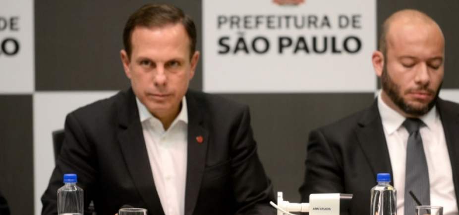 """Após MP cobrar esclarecimentos, Doria culpa o PT: """"Querem a censura das minhas viagens"""""""