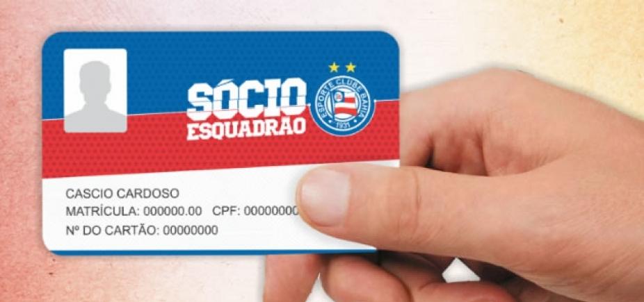 """Site registra """"boom"""" de novos sócios no Bahia; clube nega"""