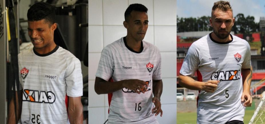 Boletim médico: confira a situação dos atletas lesionados do Vitória