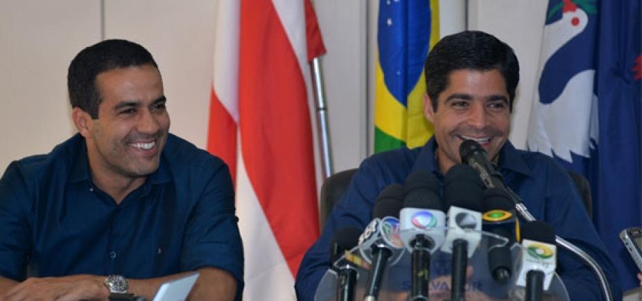 """Nilo revela que Bruno Reis prometeu apoiá-lo para presidência da AL-BA: """"Tenho mensagens"""""""