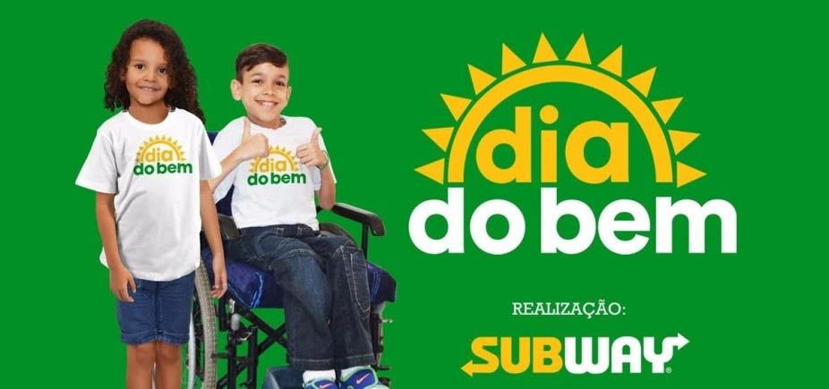 Dia do Bem: saiba como participar de ação que ajuda pessoas com deficiência