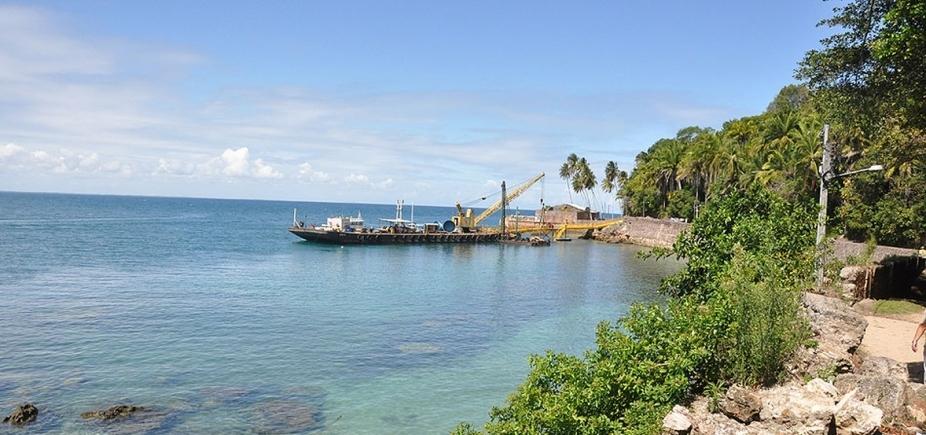 Turista terá que pagar taxa para acessar ilhas do Morro de São Paulo e Boipeba