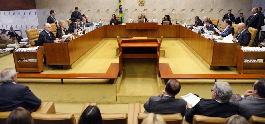 Por 10 votos a 1, STF decide enviar denúncia contra Temer para a Câmara