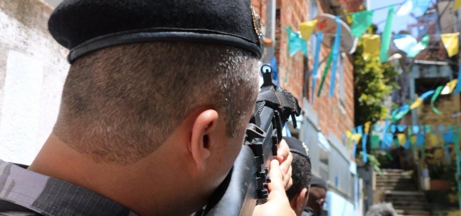 Polícia apresenta seis acusados de tráfico e homicídios no Nordeste de Amaralina