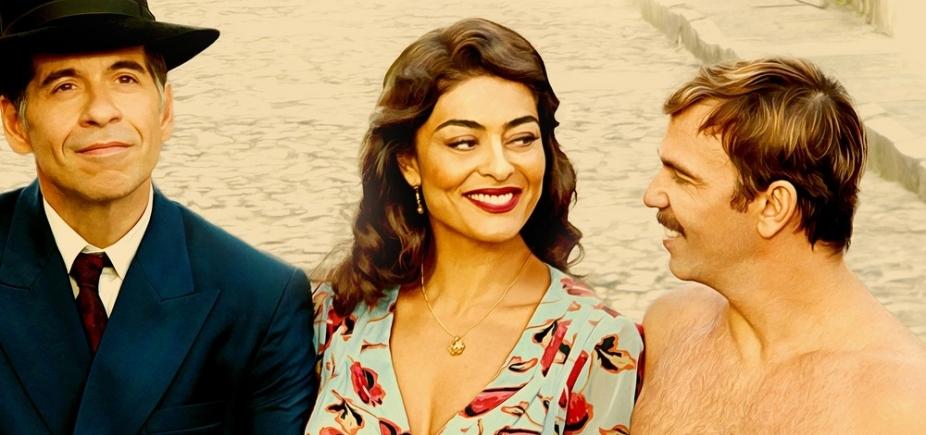 """Gravado em Salvador, remake de """"Dona Flor e Seus Dois Maridos"""" ganha trailer; veja"""