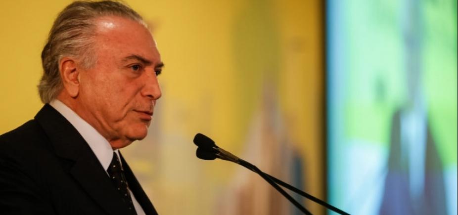 Temer recebeu propina por hidrelétrica de Santo Antônio, diz Funaro em delação