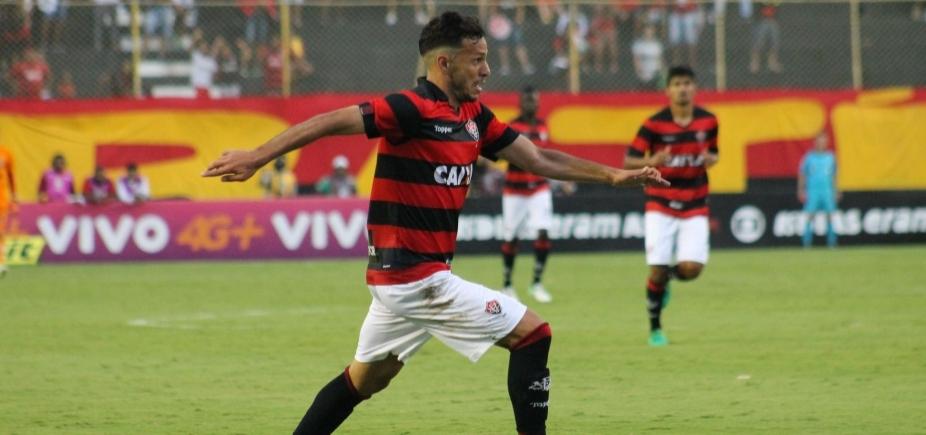 Vitória consegue recurso e garante Yago contra o Atlético-MG