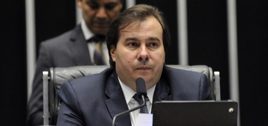 """Maia sugere que Pezão exonere secretário de Segurança do Rio: """"Perdeu as condições"""""""