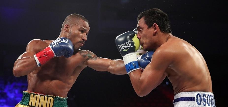 Boxe: Robson Conceição ganha quinta luta como profissional