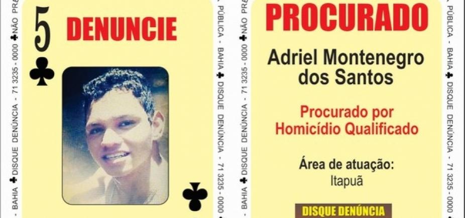 Suspeito de matar ex-namorada de 15 anos em Itapuã se apresenta à polícia, após 5 meses