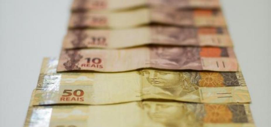 Dívida pública registra alta de1,87% e vai paraR$ 3,4 trilhões