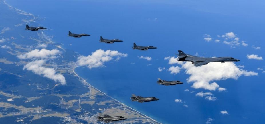 Coreia do Norte acusa EUA de declararem guerra e promete contra-ataque
