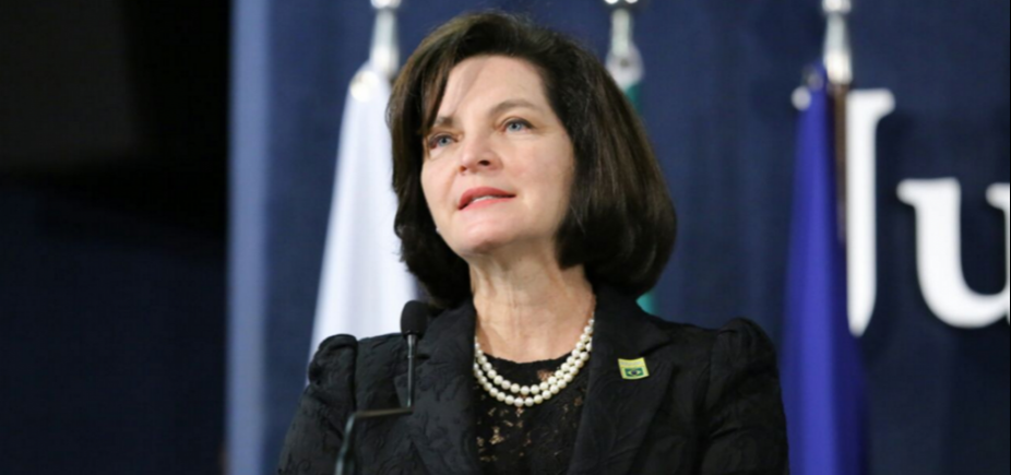 """""""MP deve dar mesma ênfase a função criminal e a direitos humanos"""", diz Raquel Dodge"""