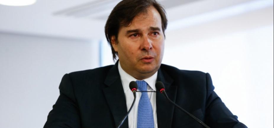 Denúncia contra Temer e ministros deve ser analisada em votação única, defende Maia
