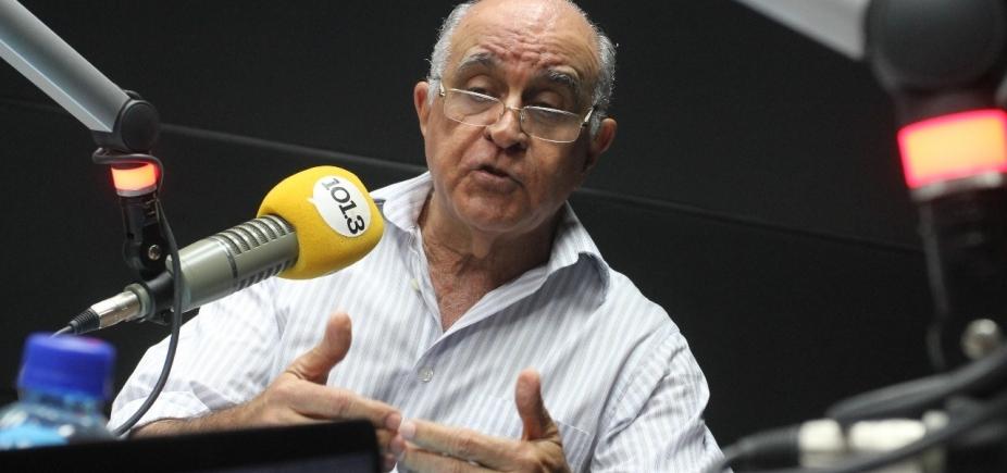 """Souto diz que Neto quis mostrar """"confiança"""" ao garantir R$1,5 bilhão em caixa"""