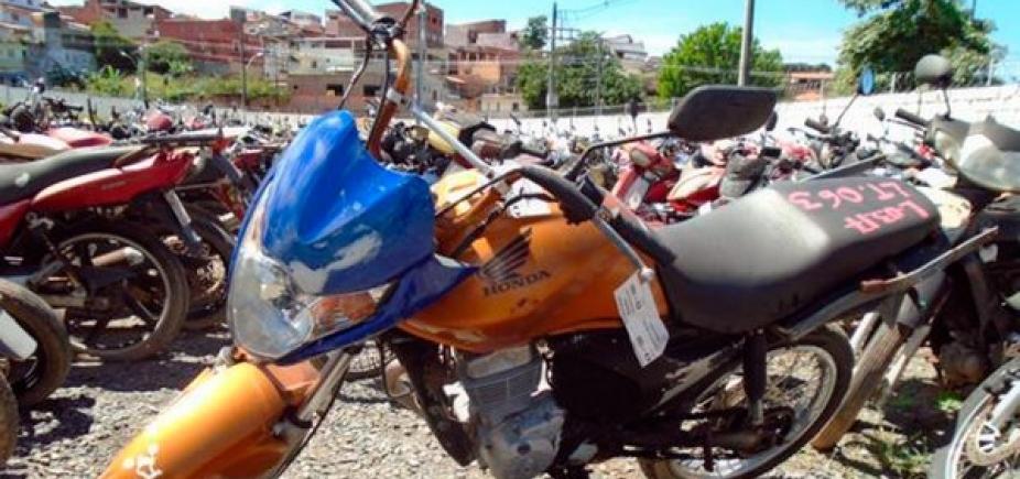 Detran faz leilão de veículos apreendidos na próxima sexta; lances a partir de R$ 50