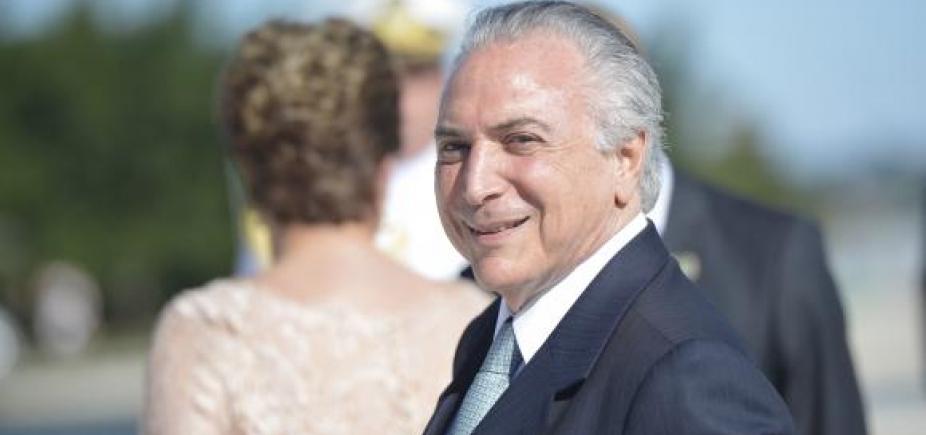 Temer diz que Brasil começa a responder ao trabalho de combate à recessão