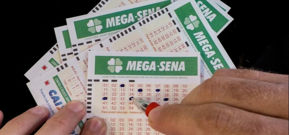 Mega-Sena acumula e pode pagar R$ 40 milhões nesta quarta-feira