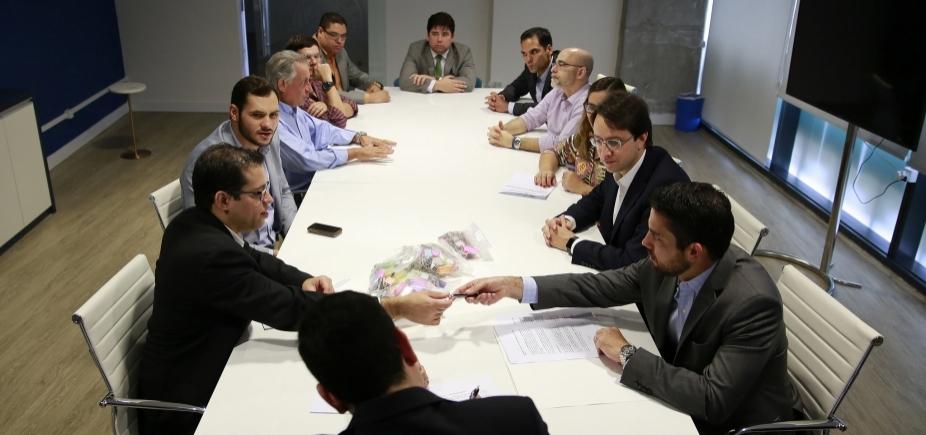 Após acordo, Bahia recebe posse da Cidade Tricolor